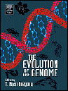 Evolution of the Genome  Cover