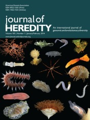 Journal of Heredity 2014