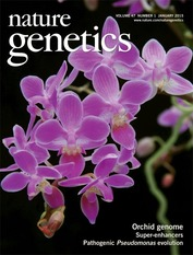 Nature Genetics January 2015